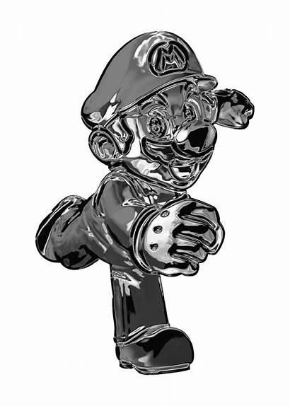 Mario Metal Power Fantendo Kart Ups Bros