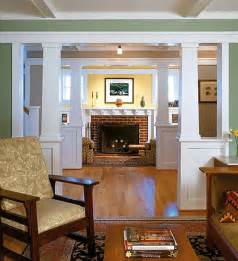 craftsman style home interiors woodwork finishes for the craftsman home arts crafts homes and the revival arts crafts