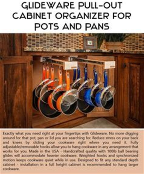 glideware pull out cabinet organizer for pots and pans 1000 images about for the home on pinterest houzz