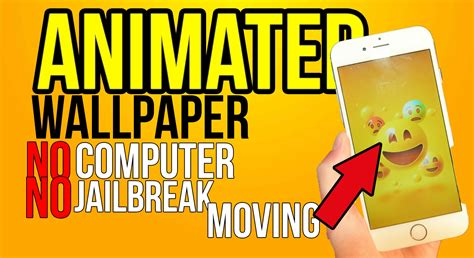 Animated Wallpaper For Without Jailbreak - animated wallpaper for free no jailbreak no computer ios