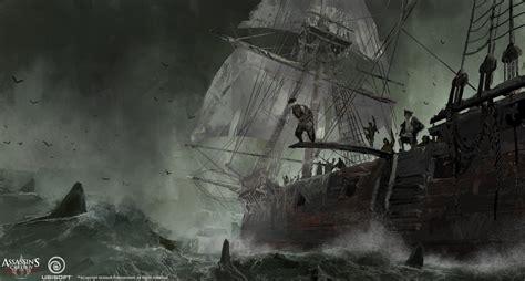 Image Assassins Creed Iv Black Flag Concept Art 1 By