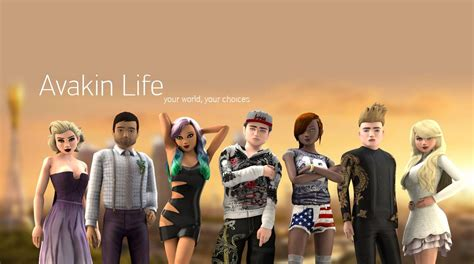 avakin virtual 3d pc games play role playing bluestacks mod adults banner unlimited simulation arcade mac apps money