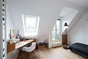 chambre sous les toits ajsa With chambre sous les toits