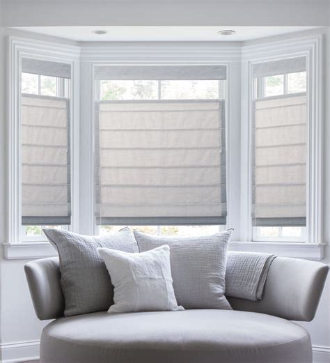 bay window blinds a window treatment for every window blindsgalore