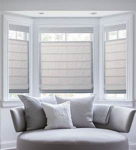 a perfect window treatment for every window blindsgalore With best roman shades for large windows