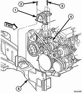 2004 Chrysler Town And Country Engine Diagram