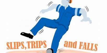Slips Falls Trips Workplace Postal