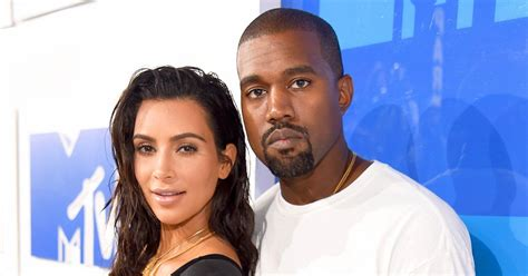 Kanye West Examines Kim Kardashian's Booty in New Insta Pic