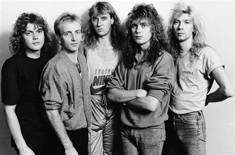 Def Leppard Makes Entire Catalog Available On Streaming