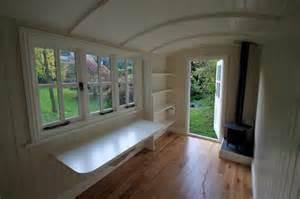 interiors of small homes 20141206sa shepherds hut wagon retreat tiny house interior exle 006 small house society