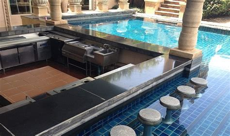 Images Of Kitchen Islands - 33 backyard ideas to enhance your swimming pool area