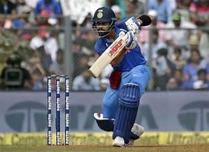 Virat Kohli Anchors India's Innings With A Century & Goes ...