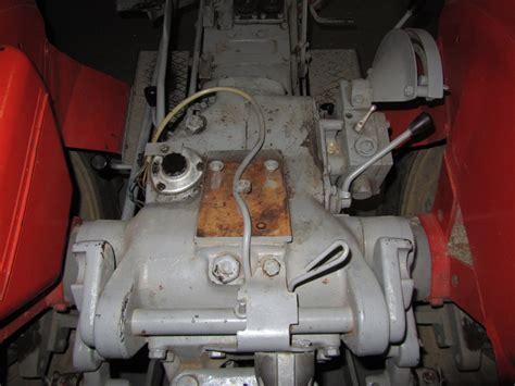 problem mit dem hydraulikoeltank beim steyr