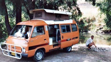 Mazda-1600-skippy Campervan.