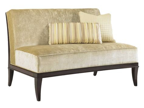 Armless Settee by St Tropez Montaigne Armless Settee Lx165923