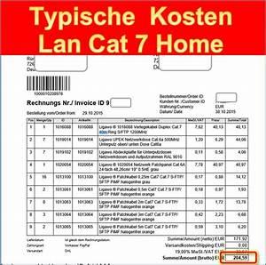 Cat 6a Dose : lan netzwerk planen cat 7 heimnetzwerk mit komponenten codedocu de sonstiges ~ Buech-reservation.com Haus und Dekorationen