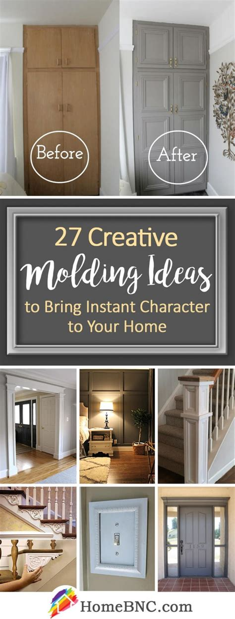how to raise kitchen cabinets 27 creative molding ideas to bring instant character to 7323