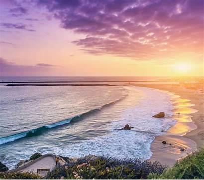 Mar Del Corona 8k 4k California Beaches