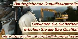 Mängelanzeige Nach Abnahme : baubegleitende qualit tskontrolle baubegleitung qualit t ~ Frokenaadalensverden.com Haus und Dekorationen