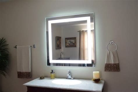 Installing Bathroom Light Fixture Mirror by 20 Bright Bathroom Mirror Designs With Lights