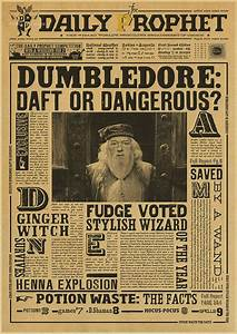Harry Potter Wanted Order Undesirable No 1 Vintage Retro