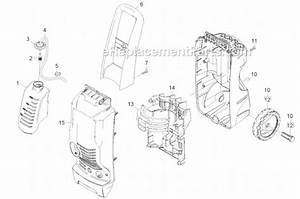 Karcher K 3 67m Parts List And Diagram