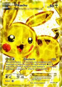 Pikachu Ex Full Art Pokemon