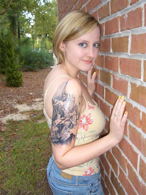 Tattoo Tattooz Upper Arm Tattoos For Girls