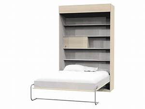 Lit Armoire Escamotable Conforama Lit Escamotable