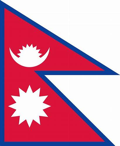 Flag Nepal Svg Himalayan