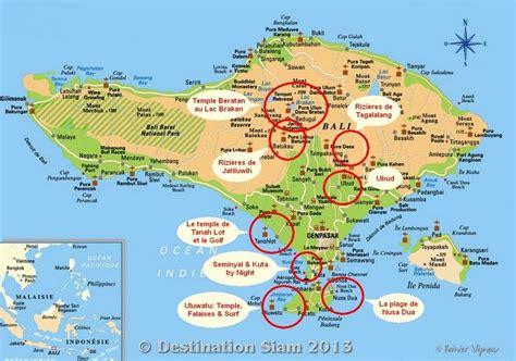 Carte Du Monde Voir Bali by Carte Bali A Imprimer Sur La Carte De Bali 169 Rainier Fr