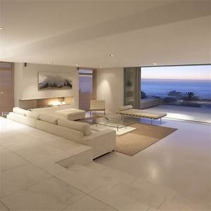 Creating More Spacious And Alive Living Room By Minimalist Design