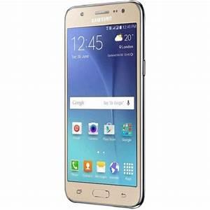 Samsung Galaxy J7 SM-J700M 16GB Smartphone J700M-GOLD B&H ...