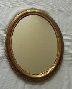 Spiegel Gold Rund : mobiliar interieur spiegel rahmen spiegel objekte nach 1945 repro antiquit ten ~ Whattoseeinmadrid.com Haus und Dekorationen