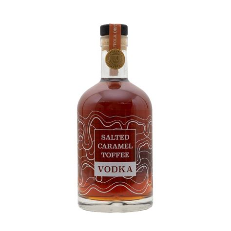 As it turns out, salted caramel is the most loved recipe on my website. Salted Caramel Toffee Vodka - Buy Online at Suffolk Distillery, Gin & Vodka
