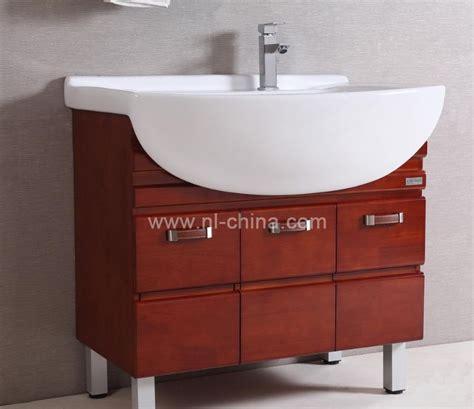 metal leg bathroom vanity wood luxury antique red oak bathroom vanity with metal legs b 8680