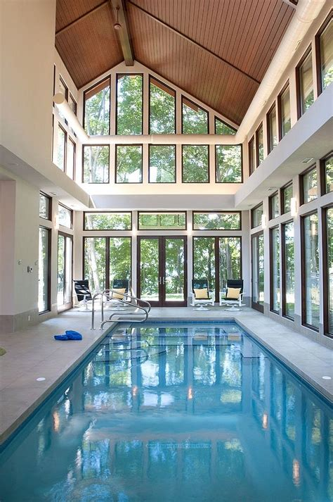 indoor pool designs outdoor design trend 23 fabulous concrete pool deck ideas
