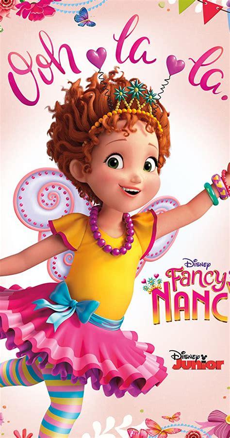 fancy nancy tv series  full cast crew