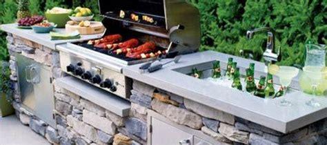 Kitchen Decor Ideas For Small Kitchens - patios pequeños con asador para que te inspires a renovar el tuyo decoracion de interiores