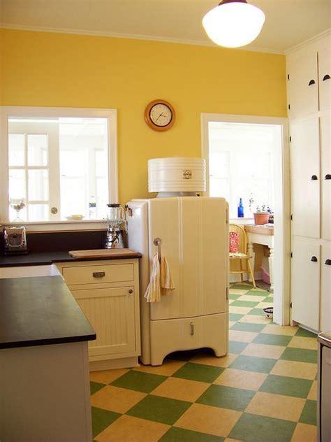 marmoleum kitchen floor designs google search retro