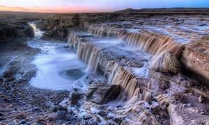 Grand, Falls, Or, Chocolate, Falls, Little, Colorado, River, In