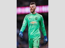 David De Gea to Real Madrid Goalkeeper agrees move and