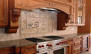 Kitchen ceramic cheap kitchen backsplash tile idea for Kitchen backsplash ideas will enhance visual kitchen