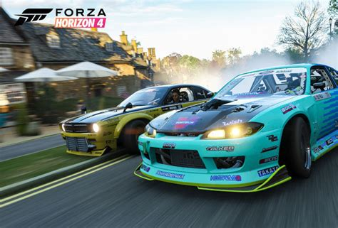 forza horizon 4 xbox one forza horizon 4 update xbox one players set for new route