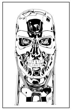 terminator robot full body - Google Search | robot | Cg artist, Fictional characters, Robot