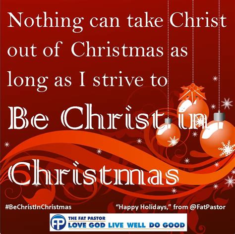 Christian Christmas Memes - happy holidays the fat pastor
