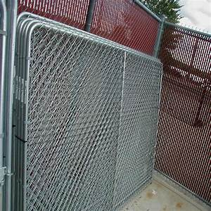 Galvanized Chain Link Fence Dog Cage China Manufacturer