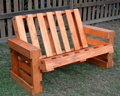 diy decorative projects pallet benches pallets designs