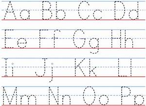number names worksheets free tracing letters free With traceable alphabet templates