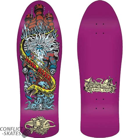 jason jessee mermaid deck santa neptune jason skateboard deck 10 2 x 30 1